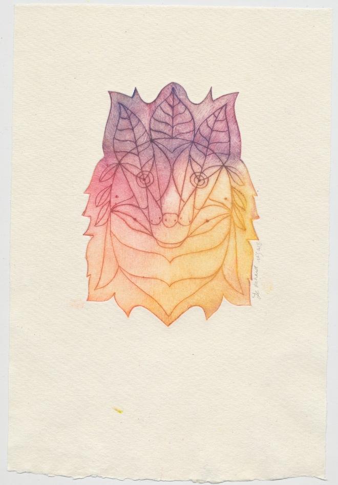 masque - iris dickson